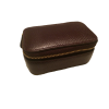 BROWN POUCH BAG BACK